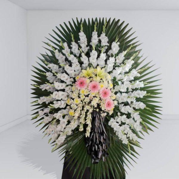 خرید اینترنتی تاج گل- تاج گل احترام