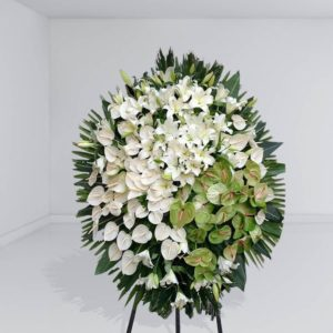 سفارش انلاین تاج گل - تاج گل افتخار