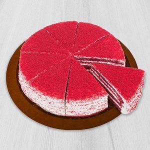 خرید اینترنتی کیک، کیک ردولوت Red Velvet