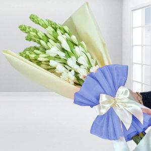 سفارش گل مریم آنلاین، دسته گل مریم