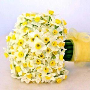 خرید آنلاین گل، دسته گل نرگس