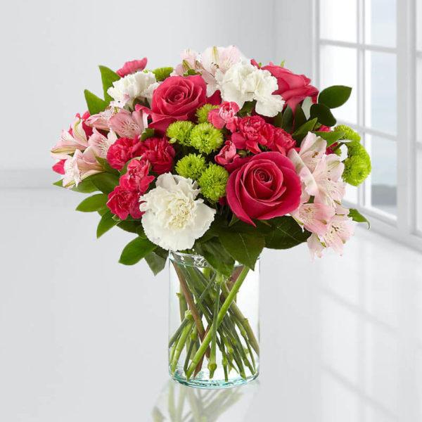 خرید اینترنتی گلدان گل نسیم بهاری