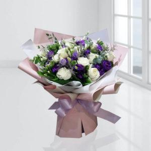 سفارش گل اینترنتی- دسته گل بهاری