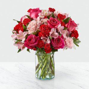گلدان گل نسیم بهاری