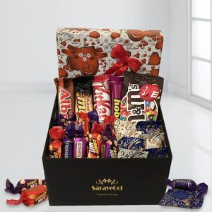 پکیج شکلات سورپرایز