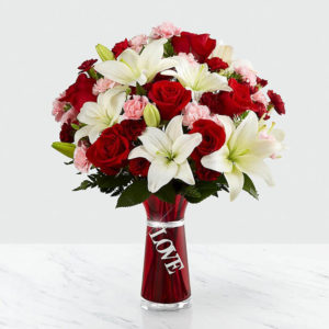 گلدان گل Love (آمریکا)