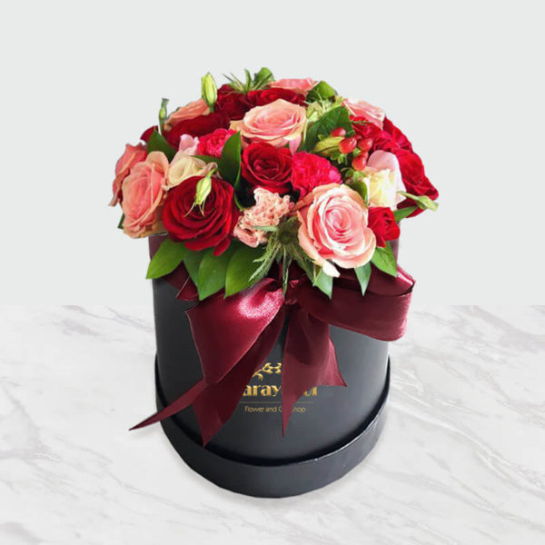 جعبه گل رزالین