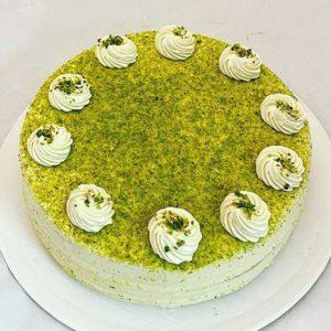 کیک پسته بی بی