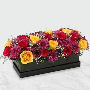 جعبه گل آناشید