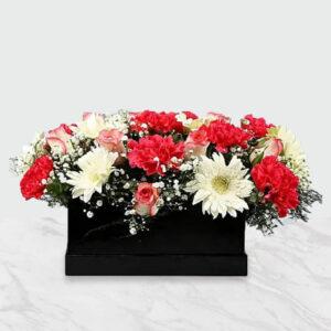 جعبه گل شیدا