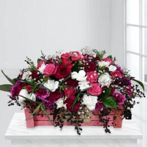 جعبه گل طراوت