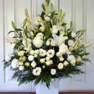 گلدان گل سوگند