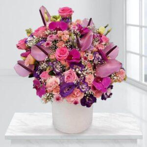 جعبه گل دوستی