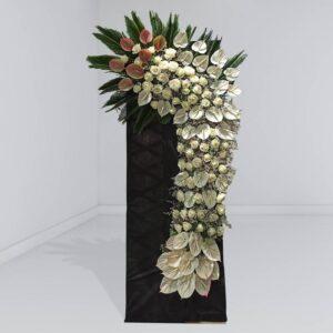 تاج گل کتیبه